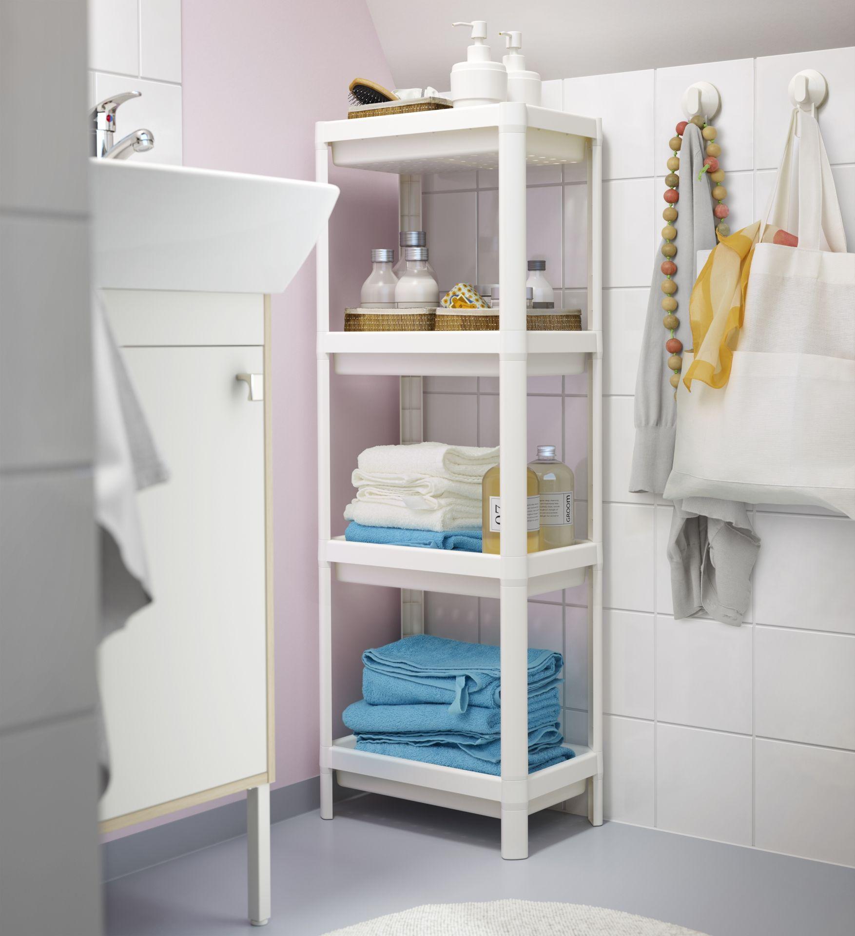 estanterias baño ikea ⭐ ¡PRECIOS Imbatibles 2020!