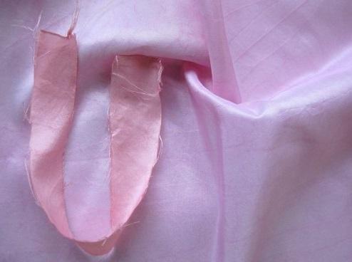 muestra rosa